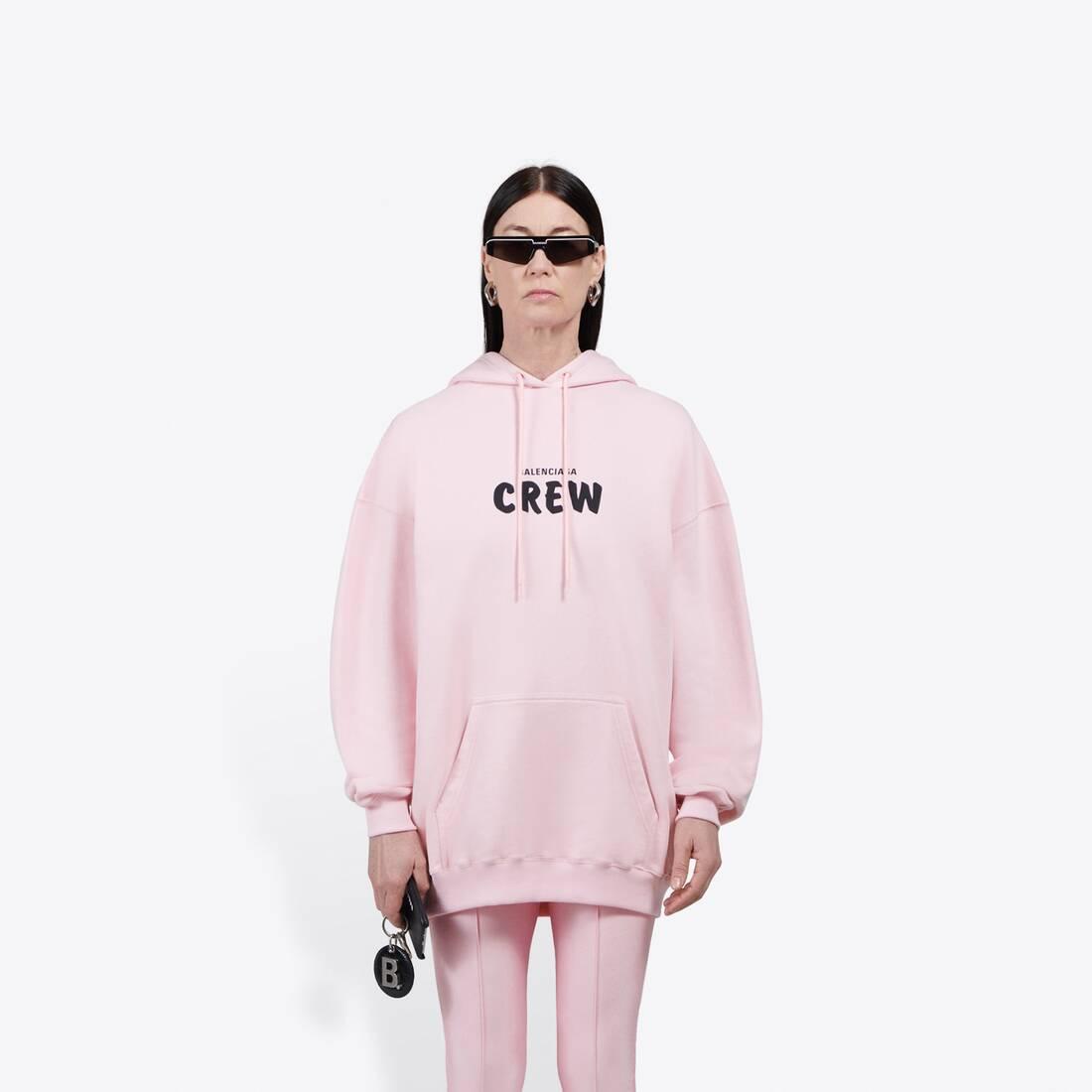 Display zoomed version of crew hoodie 3