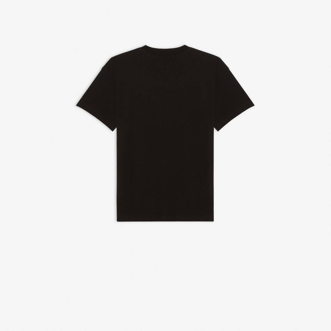 Display zoomed version of real balenciaga medium fit t-shirt 8