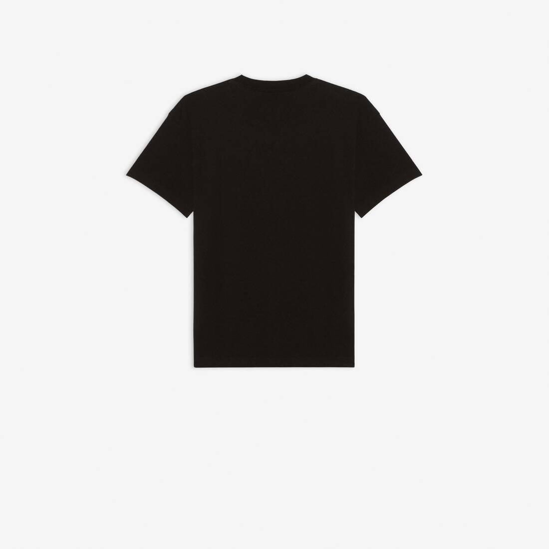 Display zoomed version of camiseta de ajuste mediano real balenciaga 8