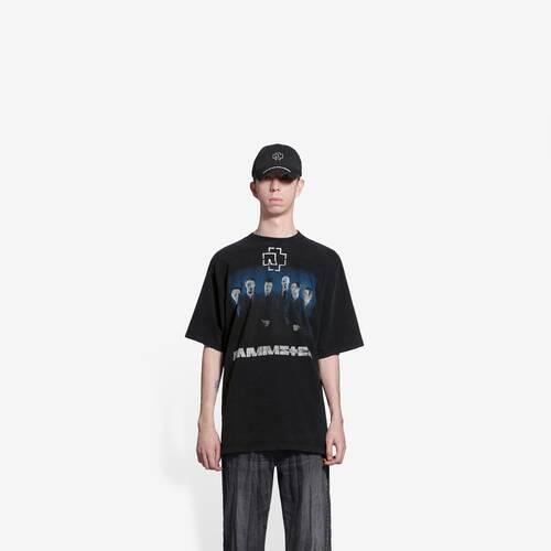 rammstein boxy t-shirt