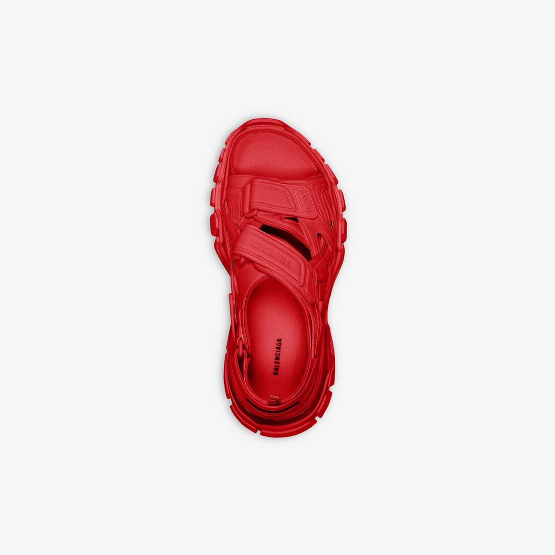 Display zoomed version of track sandal 4