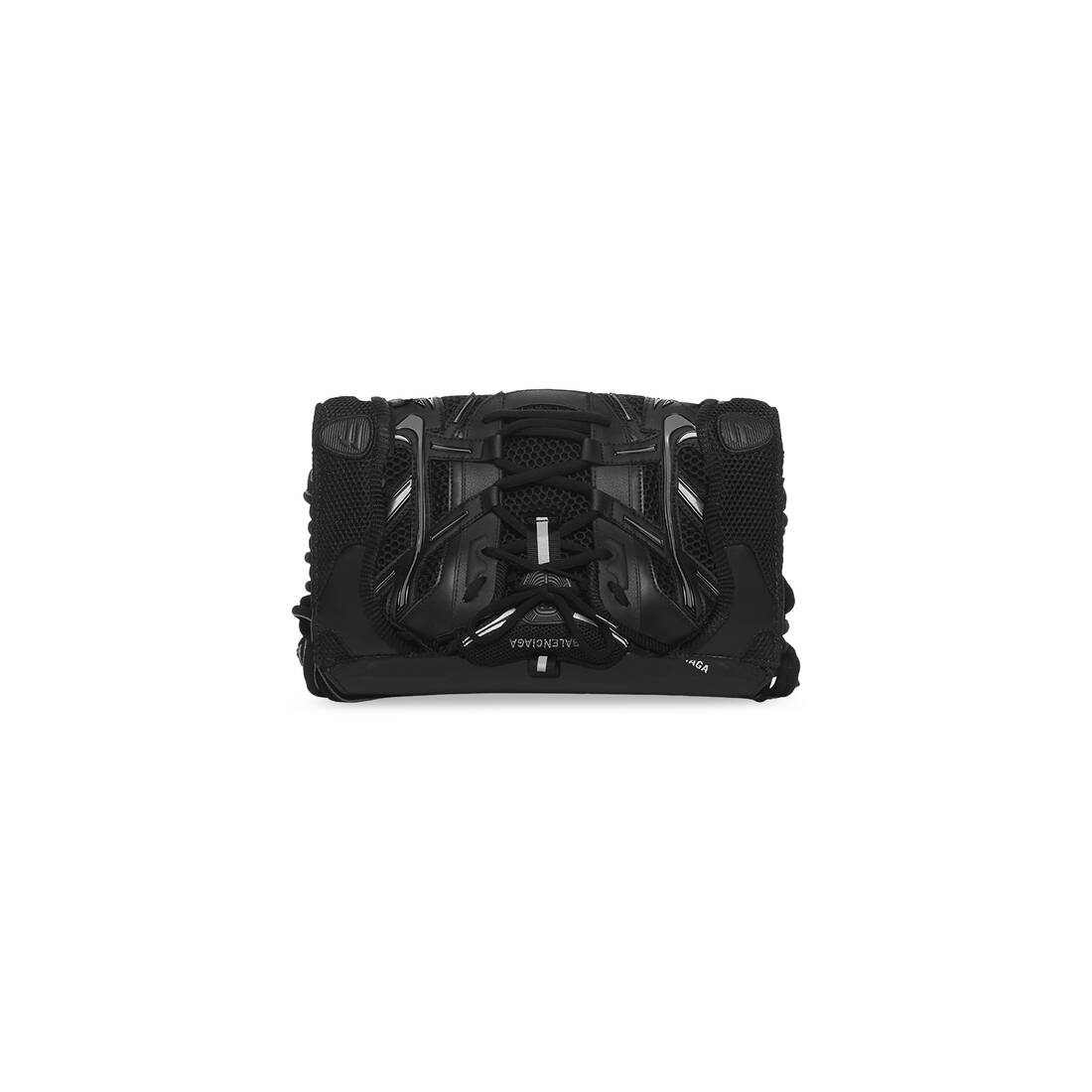Display zoomed version of sneakerhead flap bag  3