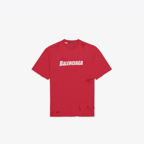 caps destroyed flatground t-shirt