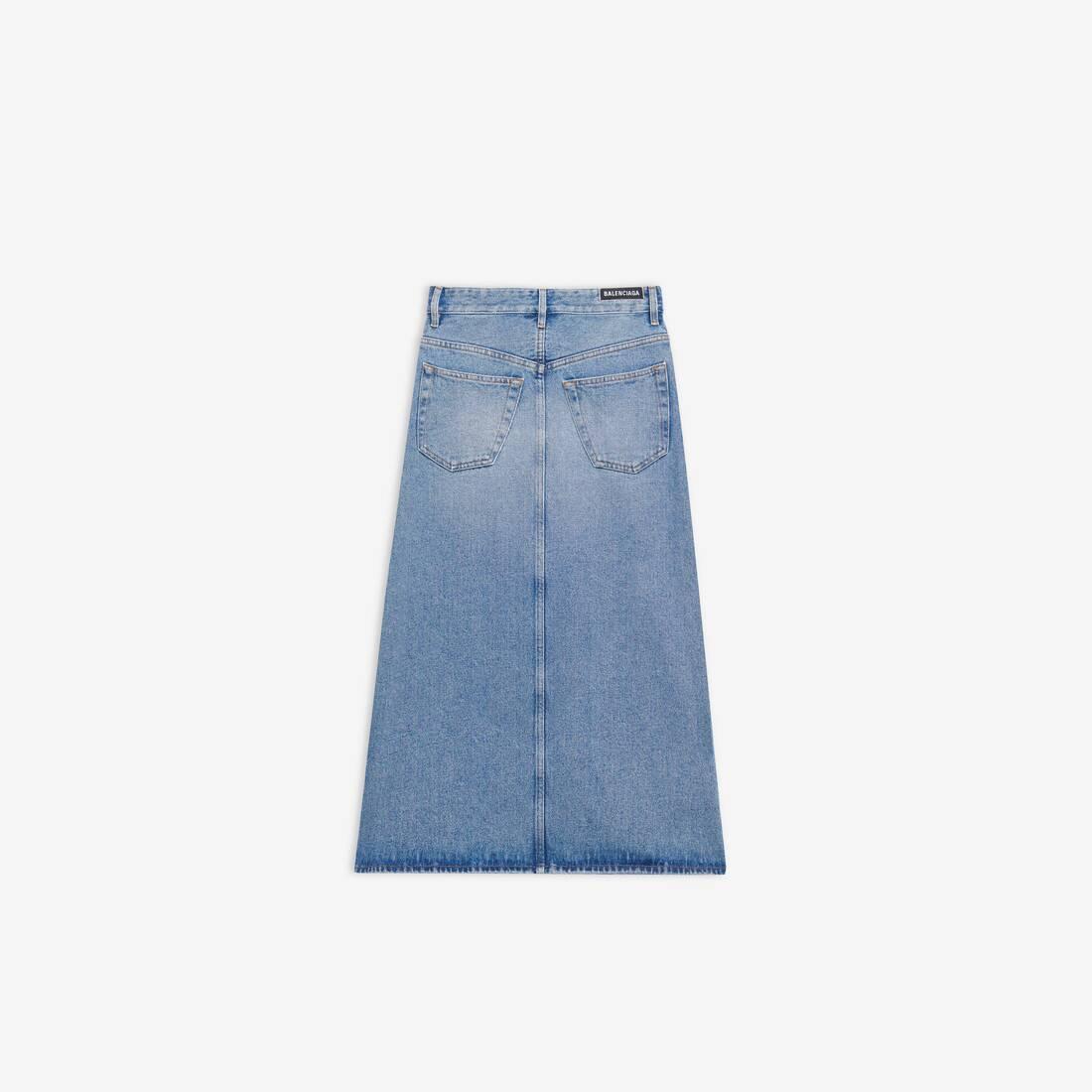 Display zoomed version of 5 pocket skirt 2