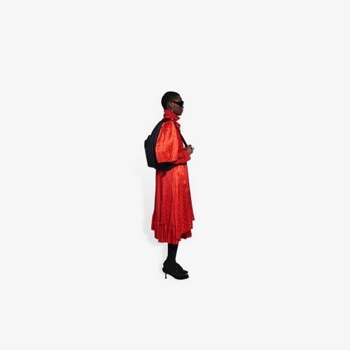 ラッフル wrapドレス