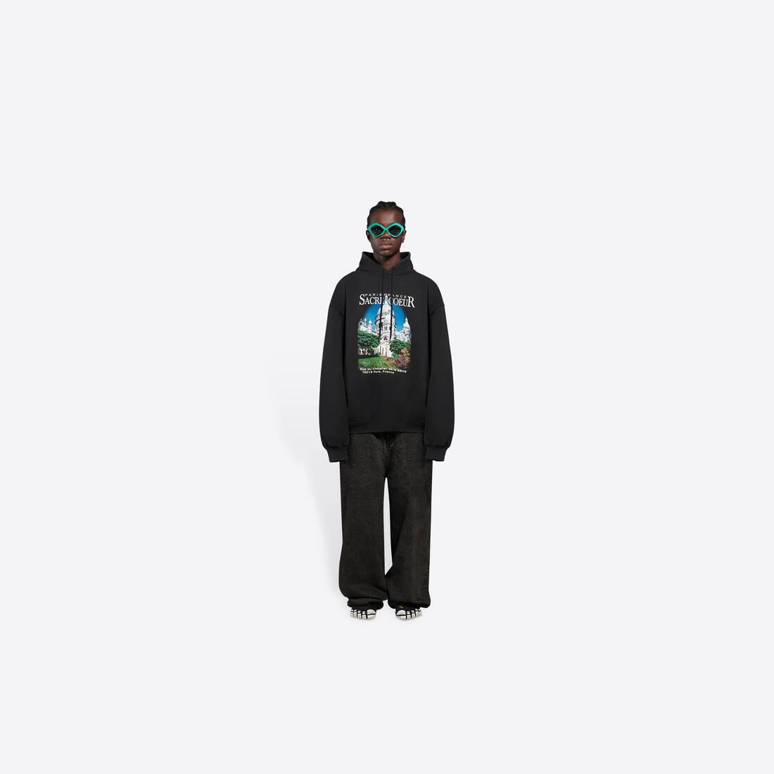 Display zoomed version of sacré cœur bomber hoodie 6