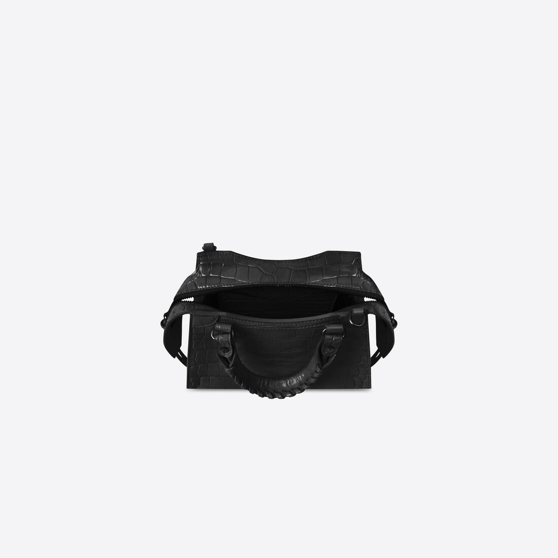 Display zoomed version of neo classic small top handle bag 5