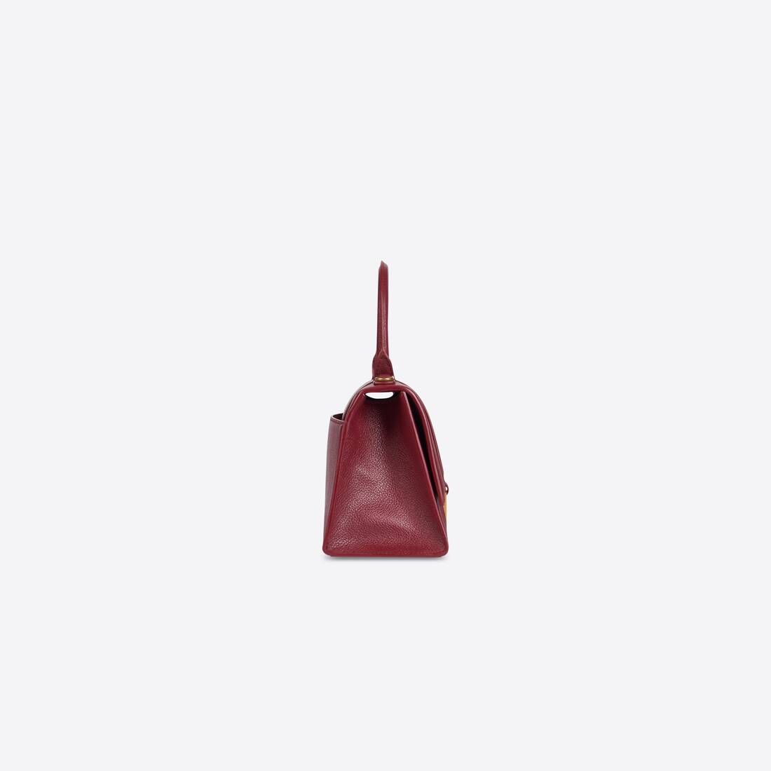 Display zoomed version of hourglass small top handle bag 3