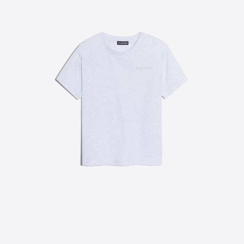 t-shirt 'balenciaga' - kids