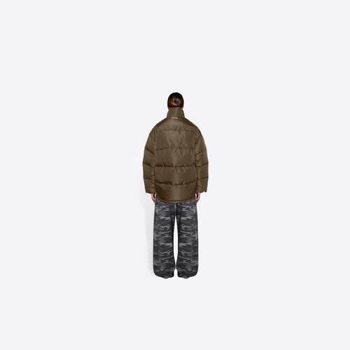 cocoon puffer jacket