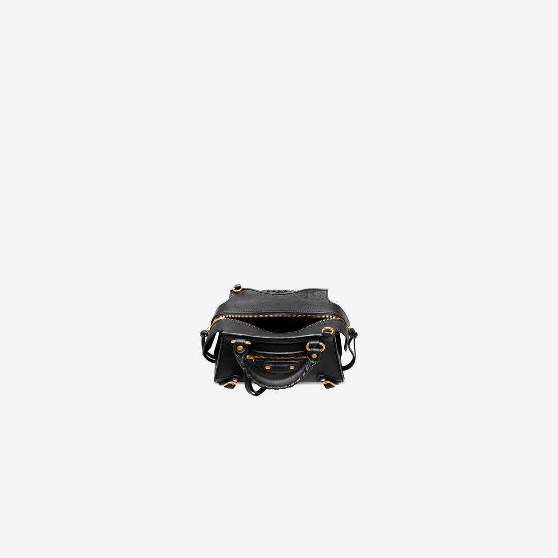 Display zoomed version of neo classic mini top handle bag 5