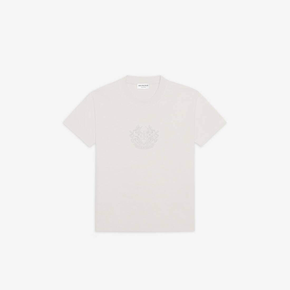 Display zoomed version of lion's laurel small fit t-shirt 1