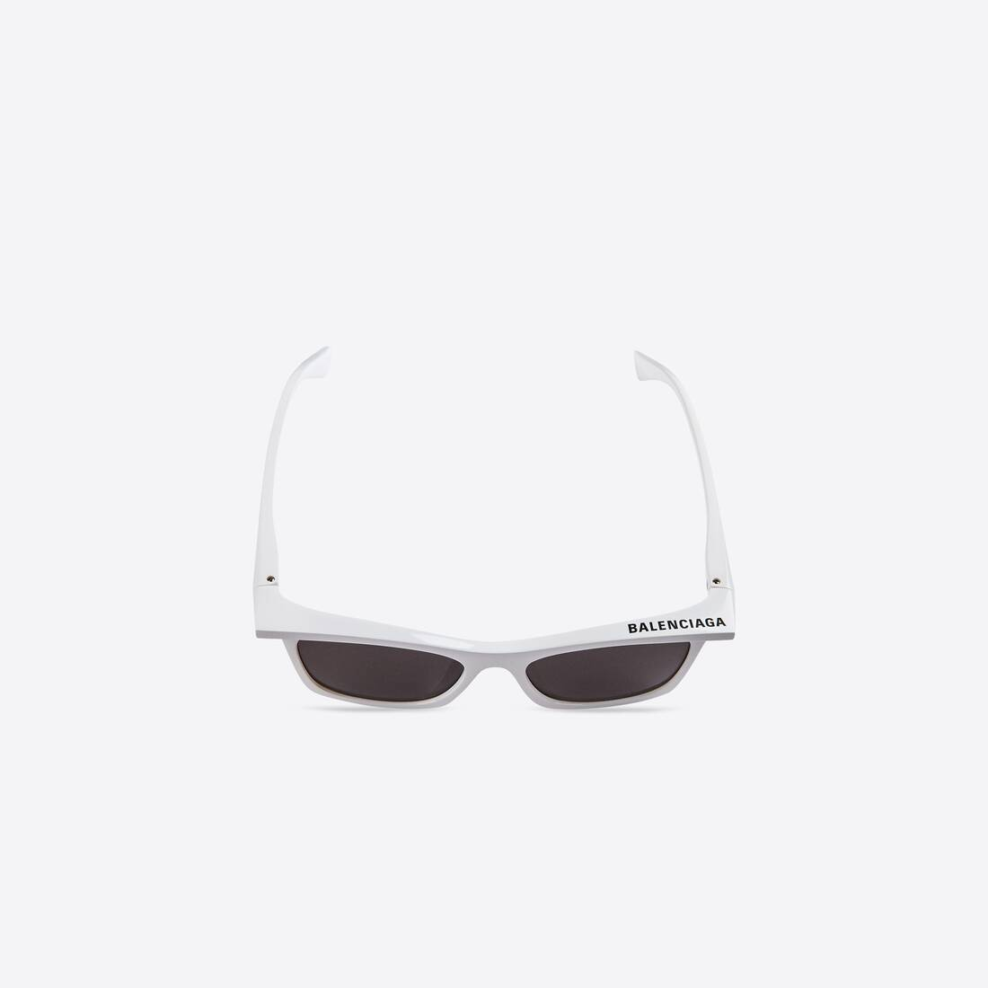 Display zoomed version of rim rectangle sunglasses 5