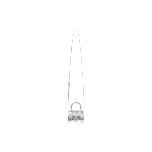 hourglass mini top handle bag
