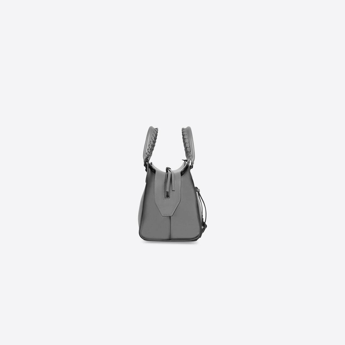 Display zoomed version of neo classic small top handle bag  3