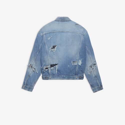 ripped jacket