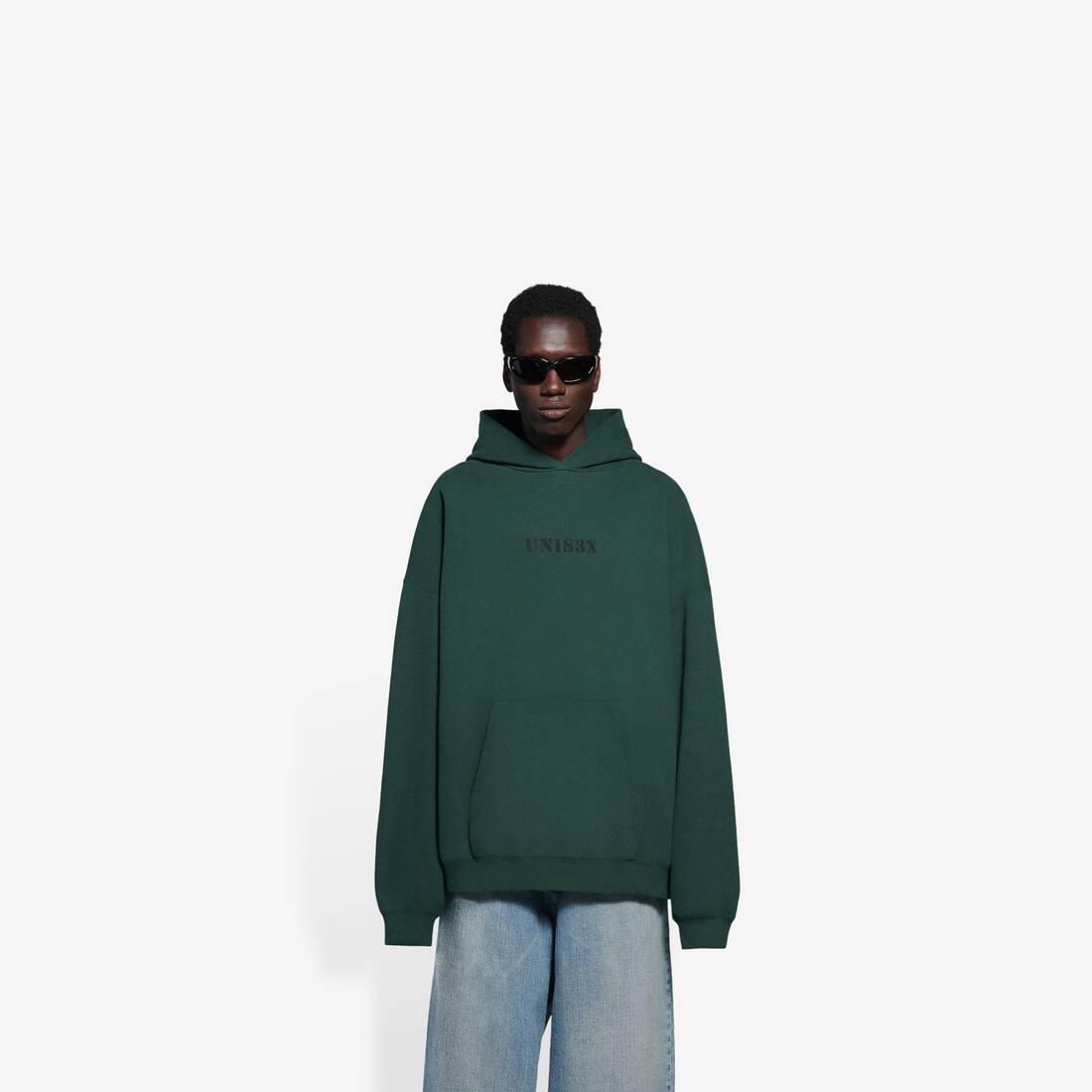 Display zoomed version of unisex large fit hoodie 3