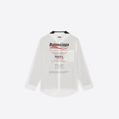 dry cleaning shirt