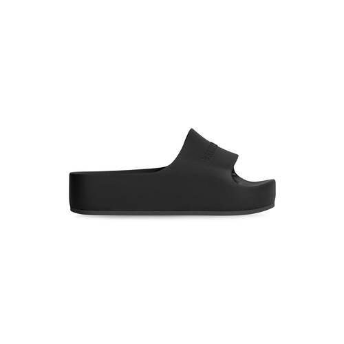 chunky slide sandal