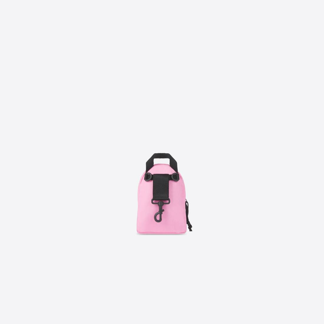 Display zoomed version of oversized mini backpack 1
