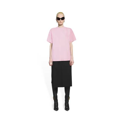 t-shirt balenciaga fit medium