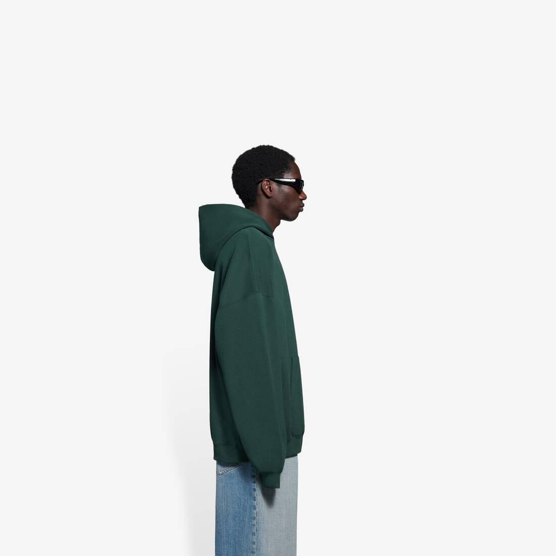 Display zoomed version of unisex large fit hoodie 4