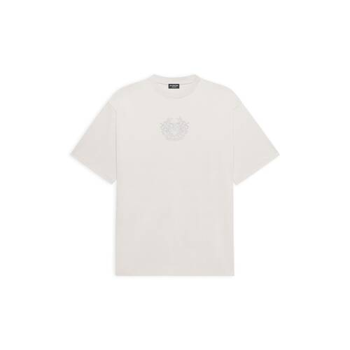 lion's laurel large fit tシャツ