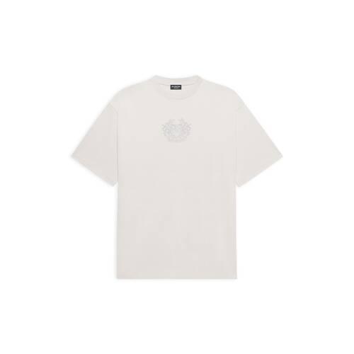 lion's laurel large fit t-shirt