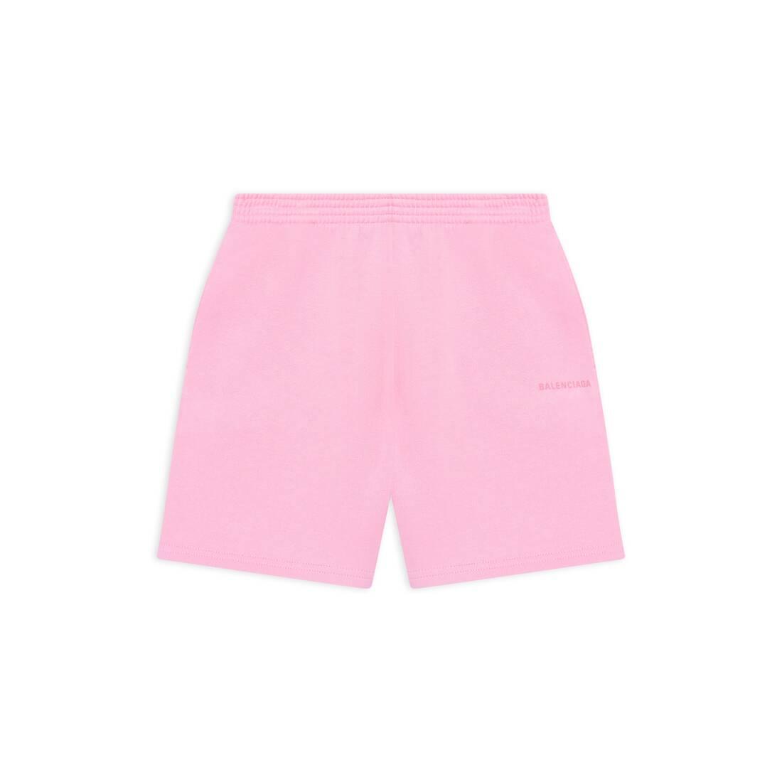 Display zoomed version of kids - balenciaga shorts 1
