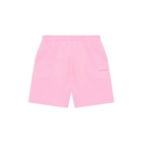 kids - balenciaga shorts