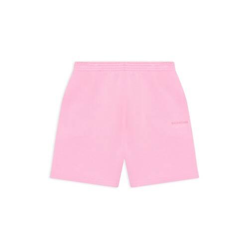kids - balenciaga shorts