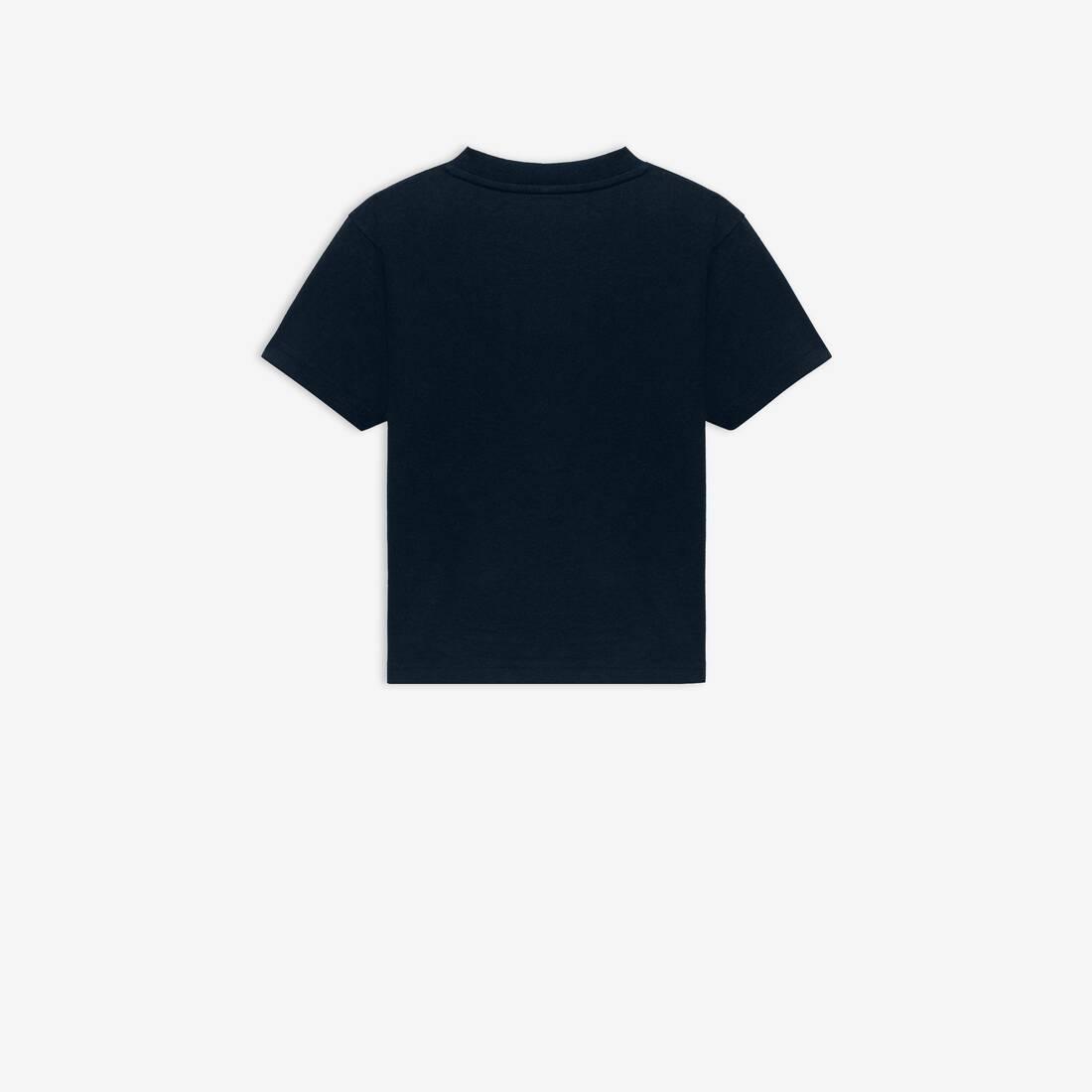 Display zoomed version of kids - camiseta con logotipo de balenciaga 2