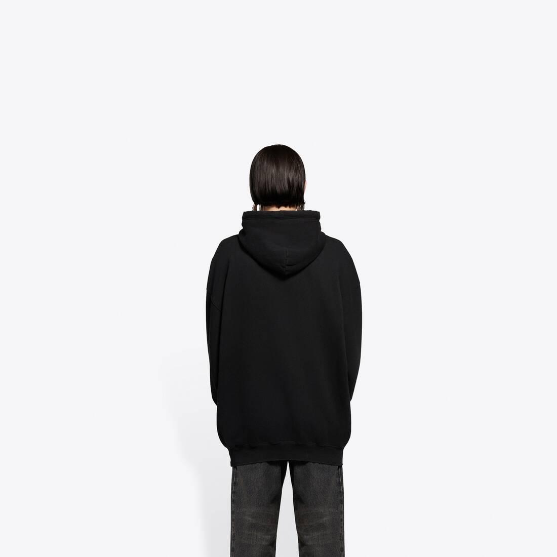 Display zoomed version of i love u medium fit hoodie 5