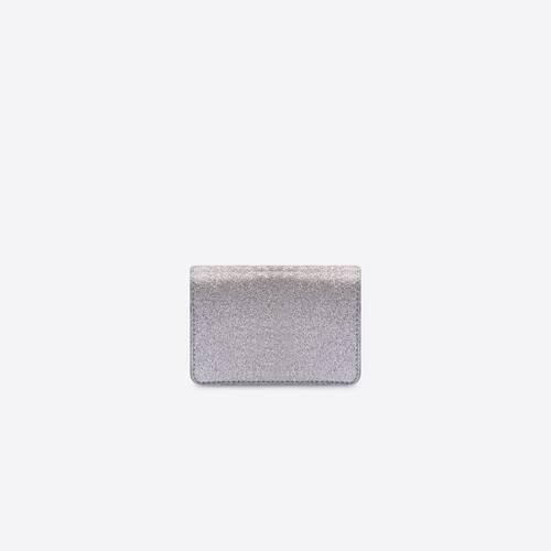 everyday mini portefeuille glitter
