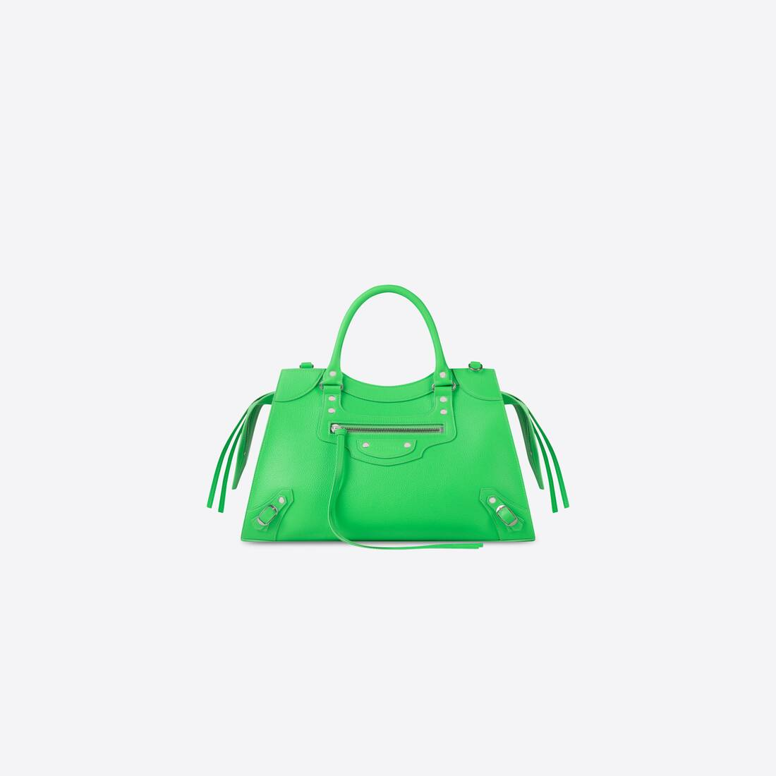Display zoomed version of neo classic medium top handle bag 1