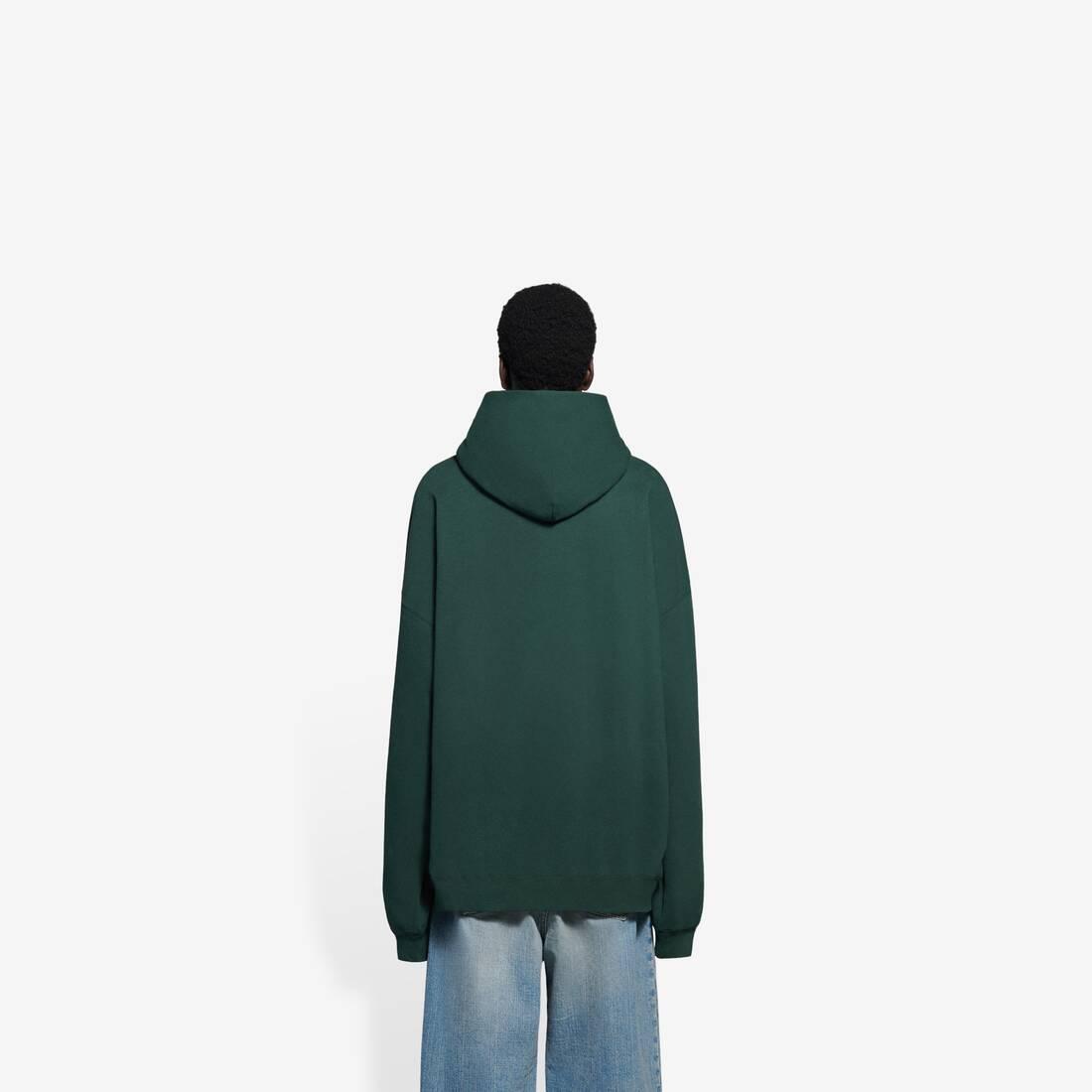Display zoomed version of unisex large fit hoodie 5