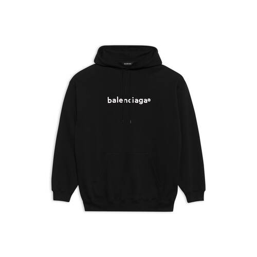 new copyright medium fit hoodie
