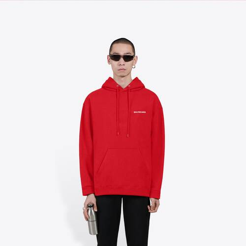 balenciaga hoodie medium fit