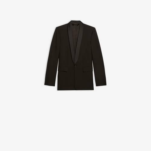 seamless tuxedo jacket