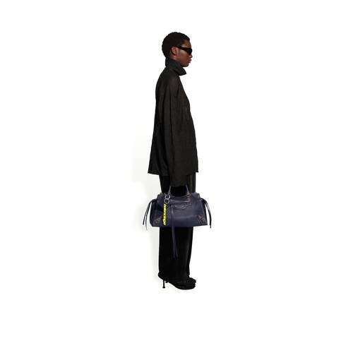 neo classic top handle bag