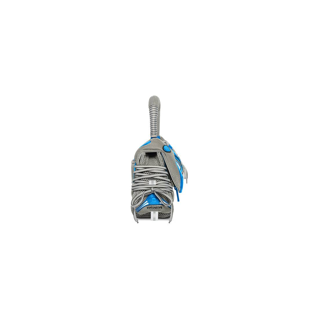 Display zoomed version of sneakerhead small top handle bag 3