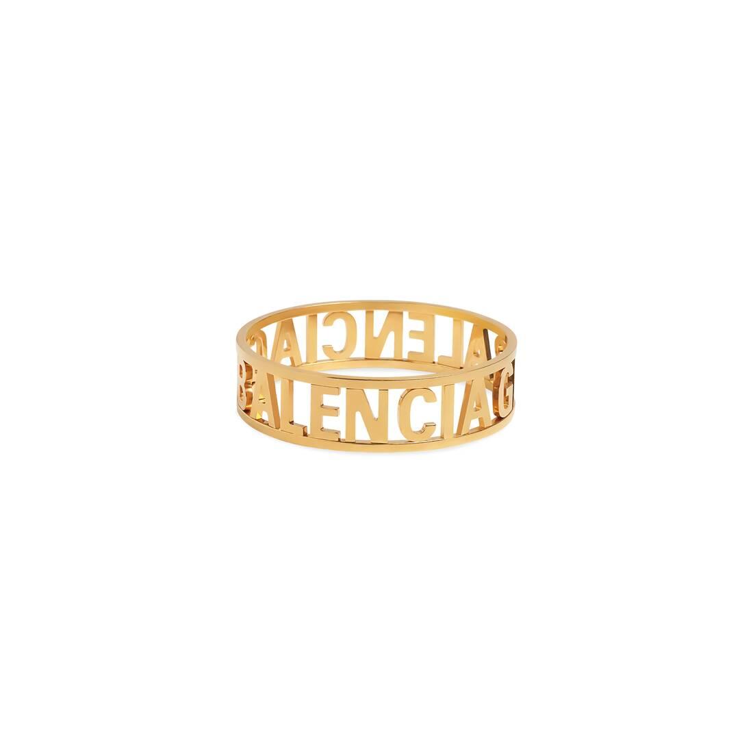 Display zoomed version of logo bracelet 1