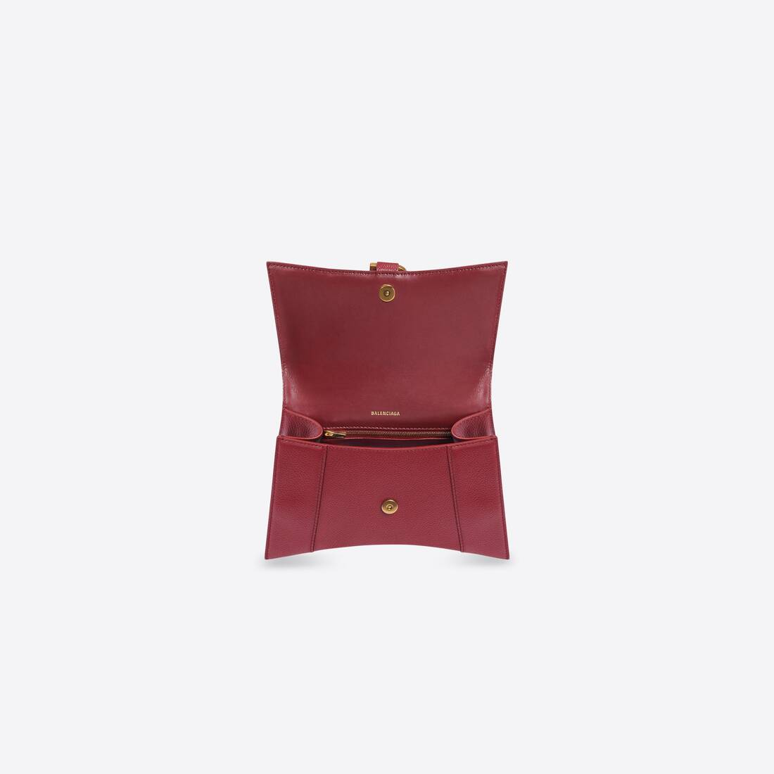 Display zoomed version of hourglass small top handle bag 5