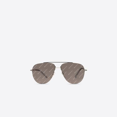 occhiali da sole invisible aviator
