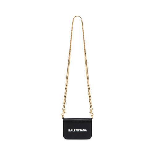 cash mini wallet on chain