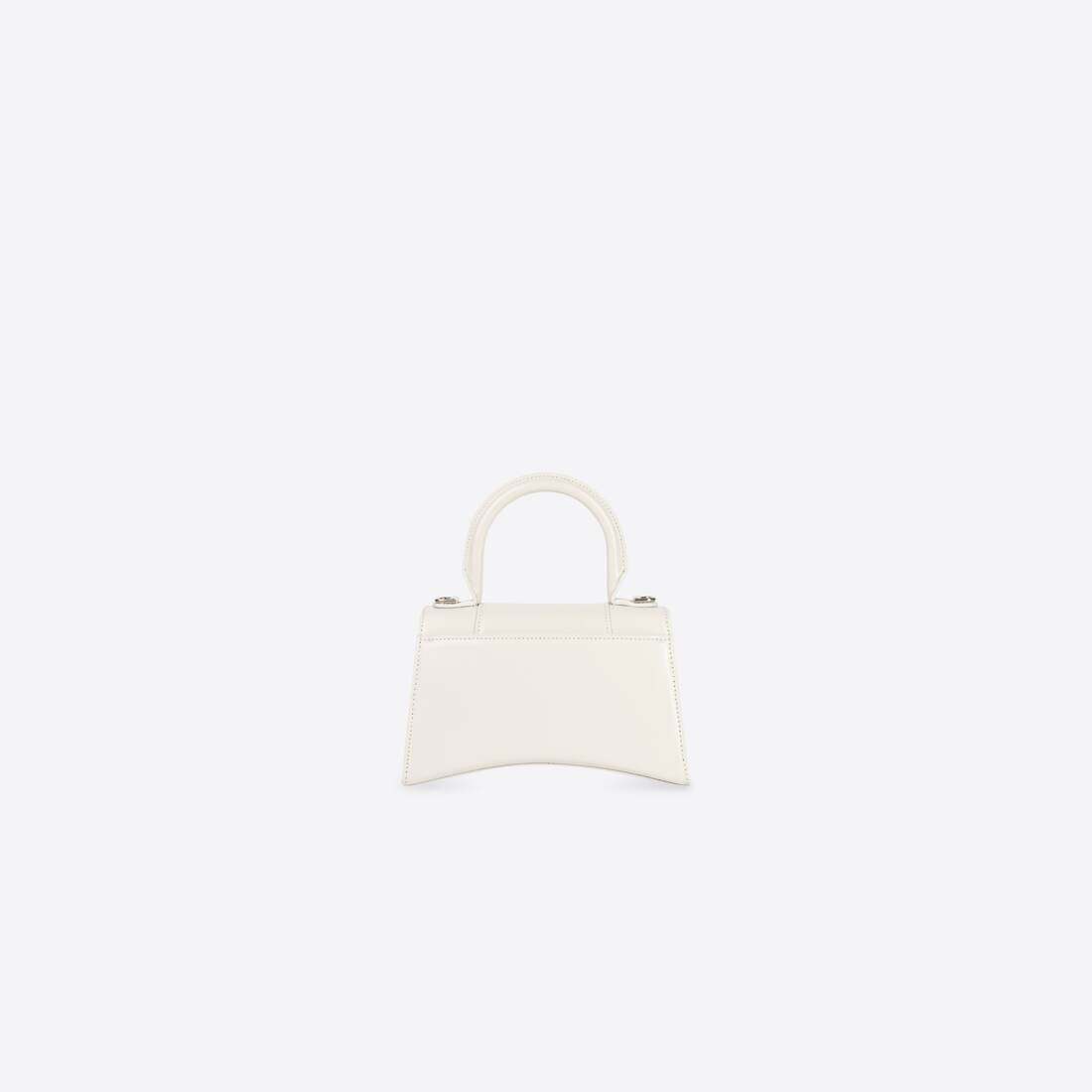 Display zoomed version of hourglass xs top handle bag 2
