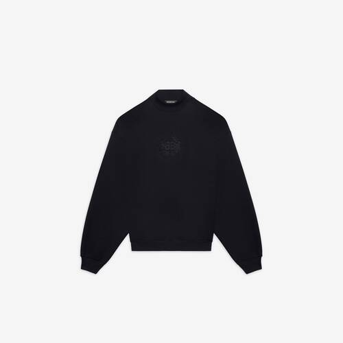 lion's laurel crewneck