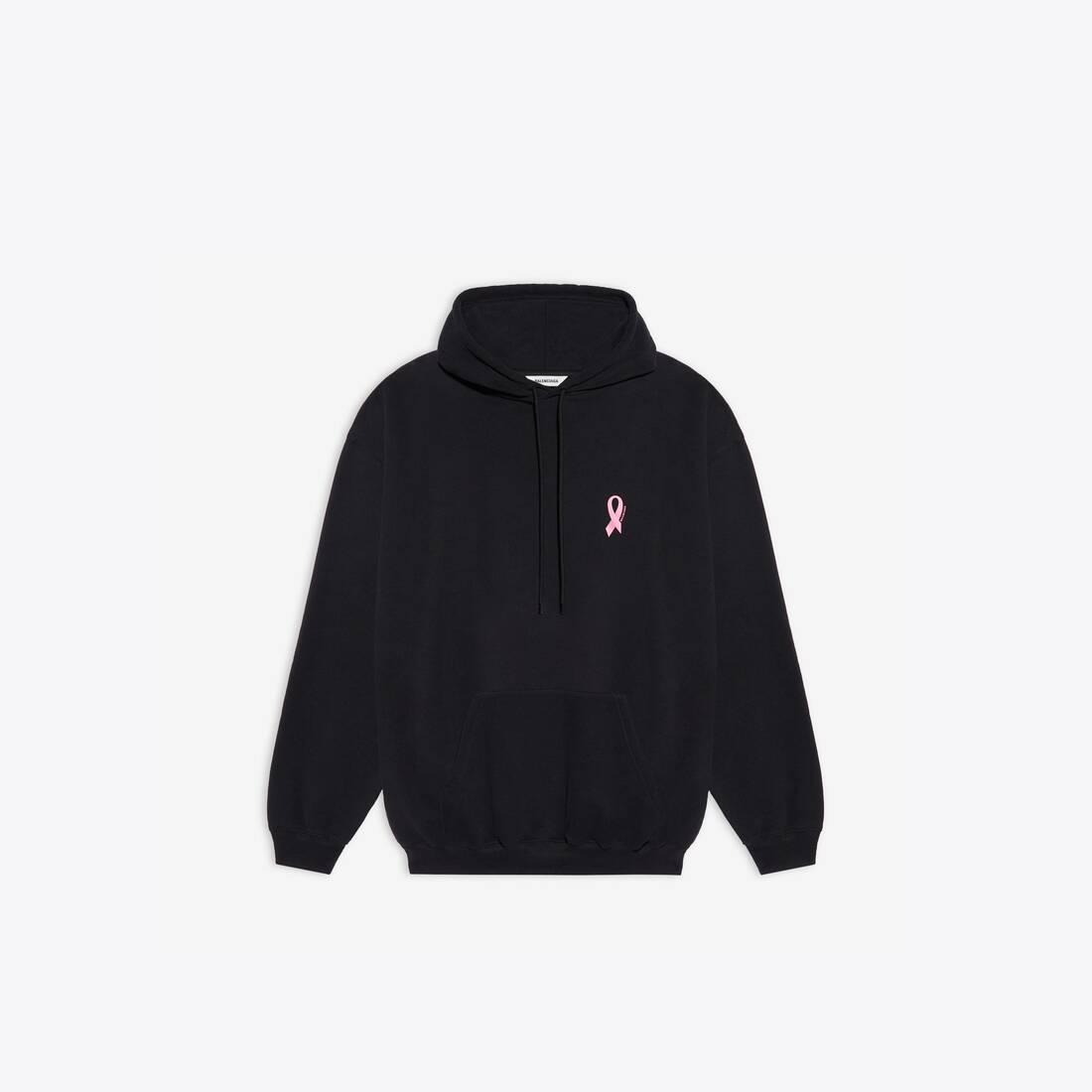 Display zoomed version of we are pink medium fit hoodie 1
