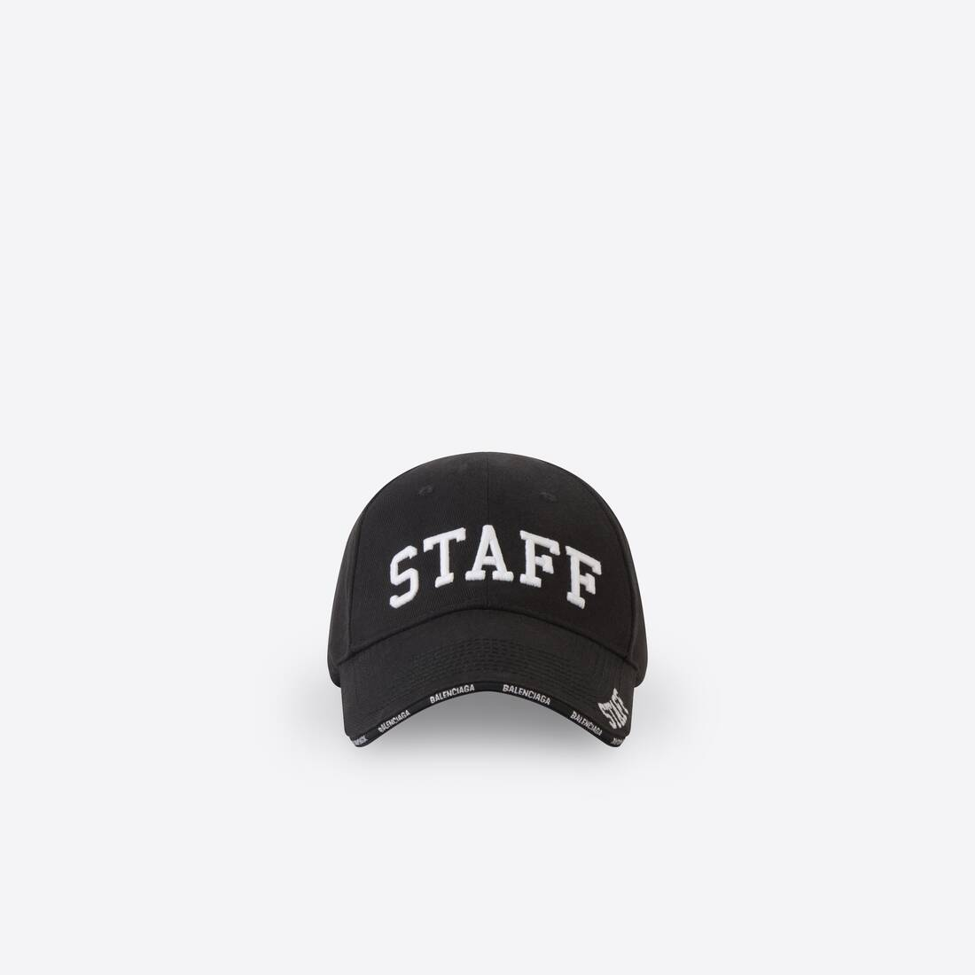 Display zoomed version of staff cap 1