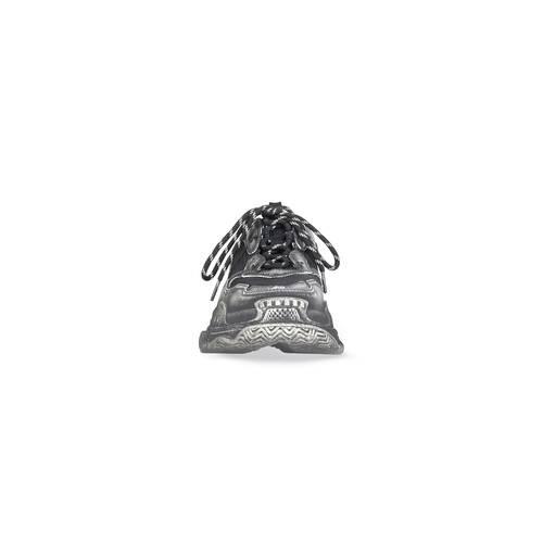 triple s faded sneaker